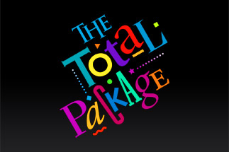 The Total Package Logo Design
