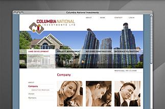 Columbia National Website