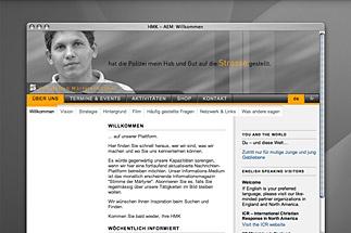 Hilfsaktion Maertyrerkirche Website